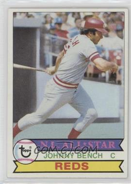 1979 Topps - [Base] #200 - Johnny Bench