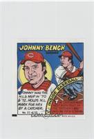Johnny Bench [GoodtoVG‑EX]