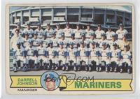 Seattle Mariners Team [Poor]