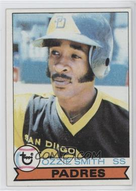 1979 Topps #116 - Ozzie Smith