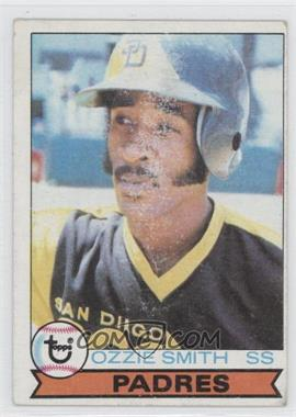1979 Topps #116 - Ozzie Smith [Good to VG‑EX]