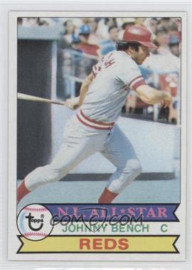 1979 Topps #200 - Johnny Bench