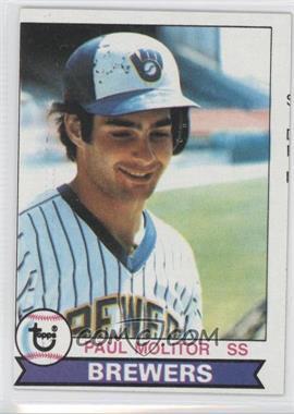 1979 Topps #24 - Paul Molitor