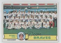 Atlanta Braves Team Checklist (Bobby Cox)