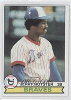 Jerry Royster
