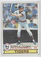 Alan Trammell [Good to VG‑EX]