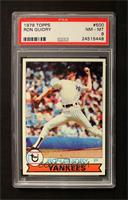 Ron Guidry [PSA 8]