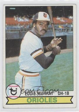 1979 Topps #640 - Eddie Murray [Good to VG‑EX]