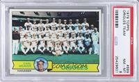 Baltimore Orioles Team [PSA8]