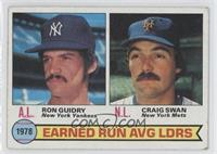 Ron Guidry, Craig Swan [Good to VG‑EX]