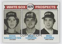 White Sox Prospects (Ross Baumgarten, Mike Colbern, Mike Squires)
