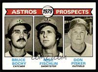 Astros Prospects (Bruce Bochy, Mike Fischlin, Don Pisker) [VGEX]