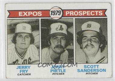 1979 Topps #720 - [Missing] [Good to VG‑EX]