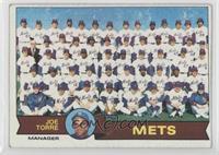 New York Mets Team, Joe Torre