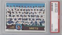 New York Mets Team [PSA7]
