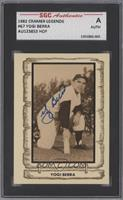 Yogi Berra [SGC AUTHENTIC]