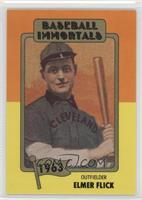 Elmer Flick (No MLB Logo)
