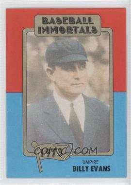 1980-87 SSPC Baseball Immortals #136 - [Missing]