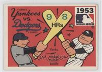 New York Yankees vs. Brooklyn Dodgers