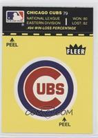 New York Yankees vs. L.A. Dodgers (Cubs Logo)