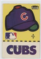 Brooklyn Dodgers vs. New York Yankees (Duke Snider) (cubs sticker on back) [Goo…