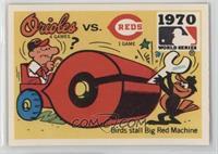 Baltimore Orioles Team, Cincinnati Reds Team