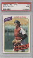 Carlton Fisk [PSA9]