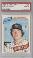 Rich Gossage [PSA9]