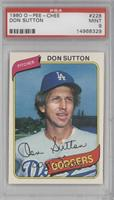 Don Sutton [PSA9]