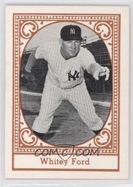1980 TCMA All Time New York Yankees - [Base] #1980-010 - Whitey Ford