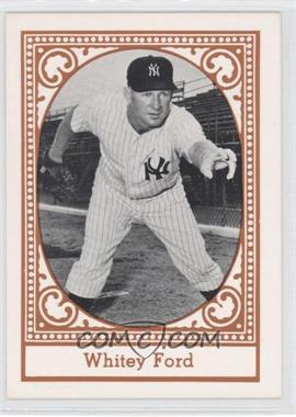 1980 TCMA All Time New York Yankees #1980-010 - Whitey Ford
