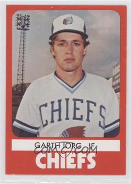 1980 TCMA Minor League #1 - Garth Iorg