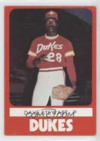 Dave Stewart [Good to VG‑EX]