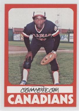 1980 TCMA Minor League #21 - Vic Harris