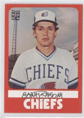1980 TCMA Minor League #252 - Garth Iorg