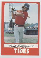 Wally Backman