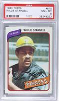 Willie Stargell [PSA8]
