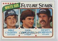 Mike Colbern, Dewey Robinson, Guy Hoffman