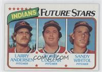 Larry Andersen, Bobby Cuellar, Sandy Wihtol