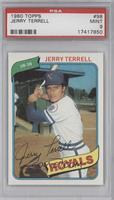 Jerry Terrell [PSA9]