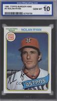 Nolan Ryan [ENCASED]