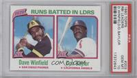 1979 RBI Leaders (Dave Winfield, Don Baylor) [PSA10]