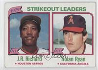 J.R. Richard, Nolan Ryan [GoodtoVG‑EX]