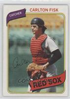 Carlton Fisk [Good to VG‑EX]