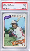 Willie Norwood [PSA 9]