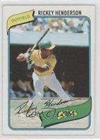 Rickey Henderson [Good to VG‑EX]