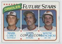 Mark Corey, Dave Ford, Wayne Krenchicki [GoodtoVG‑EX]