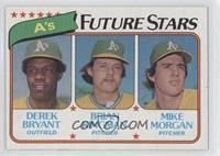 Derek Bryant, Brian Kingman, Mike Morgan