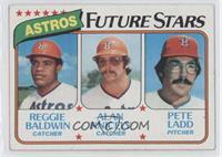 Reggie Baldwin, Alan Knicely, Pete Ladd
