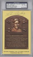 Luke Appling [PSA/DNA Certified Auto]